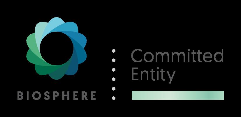 Biosphere: Logotipo