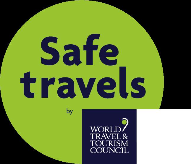 Safe travels: Logotipo