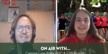 On Air With... Caterina L. Rokke  ASC & ESIS Alumni