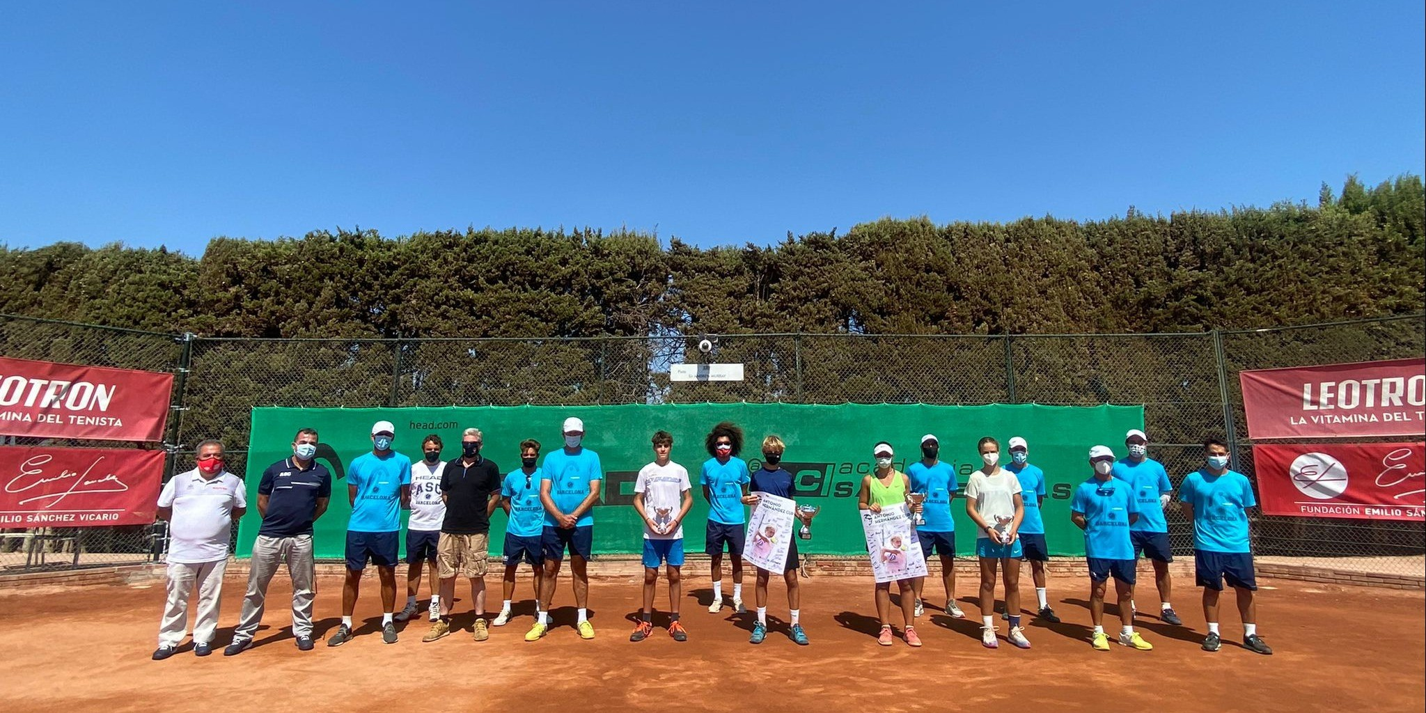 Marina Gatell and Evan Jarzaguet, clinches title Antonio Hernández Cup In Memoriam Tennis Europe u14