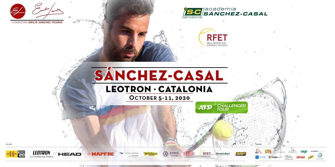 SÁNCHEZ-CASAL LEOTRON CATALONIA 2020, PART OF THE PROFESSIONAL TENNIS CIRCUIT ATP CHALLENGER TOUR